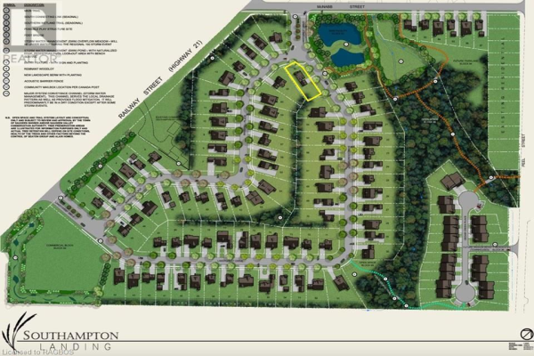 LOT 62 MARSHALL Place, Saugeen Shores