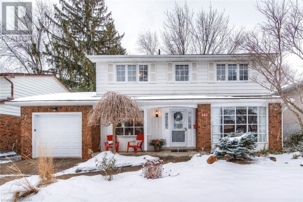 142 FORESTWOOD Drive, Kitchener