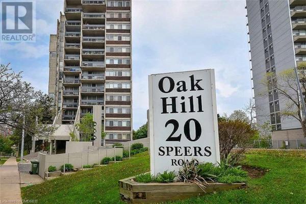 20 SPEERS Road Unit# 207, Oakville