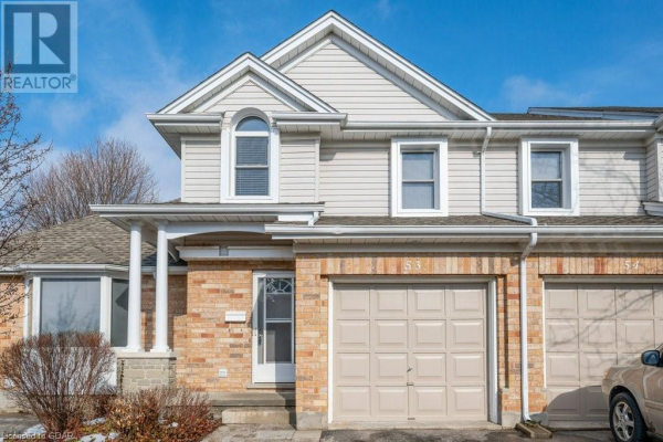 66 RODGERS Road Unit# 53, Guelph
