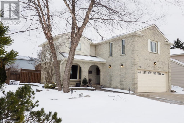 50 ROLLING MEADOWS Drive, Kitchener