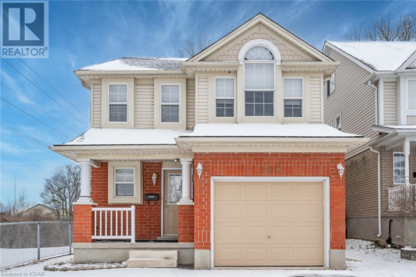 508 VERONICA Drive, Kitchener