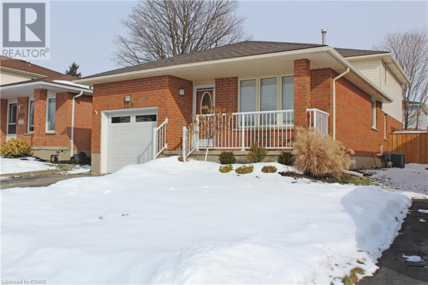 310 NEWBURY Drive, Kitchener