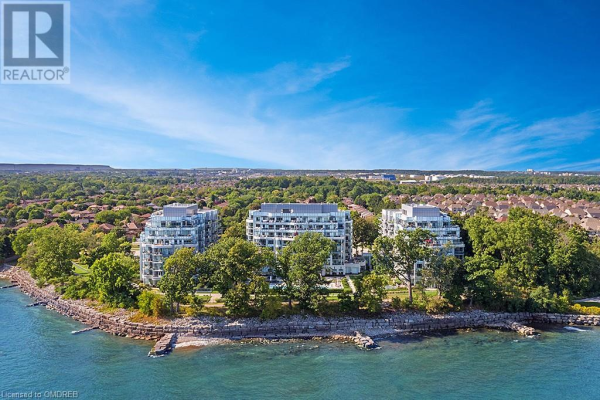 3500 LAKESHORE Road W Unit# PH21, Oakville