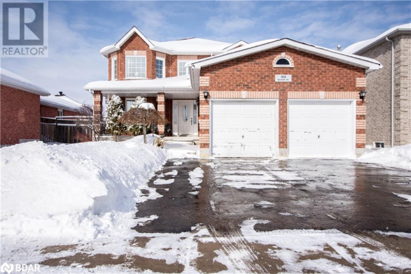 168 SPROULE Drive, Barrie