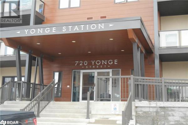 720 YONGE Street Unit# 105, Barrie
