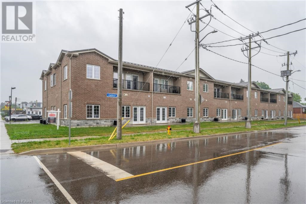 161 OTTAWA Street S Unit# 209, Kitchener