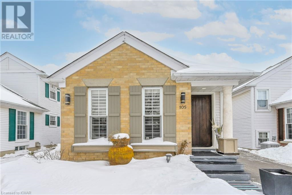 105 WAKE ROBIN Drive, Kitchener