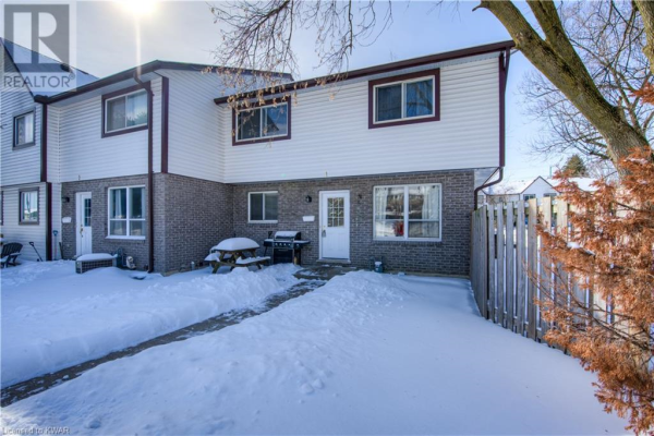 445 PIONEER Drive Unit# 1, Kitchener