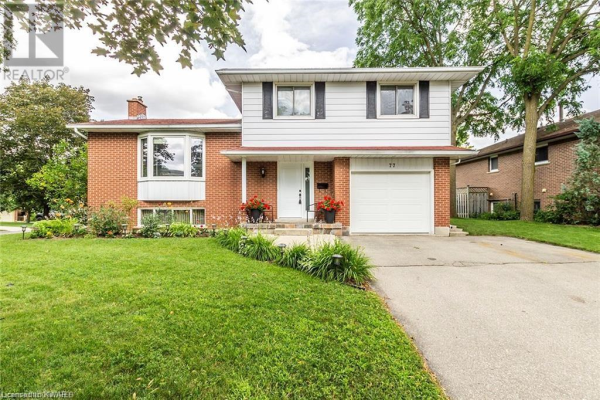 77 ORCHARD MILL Crescent, Kitchener