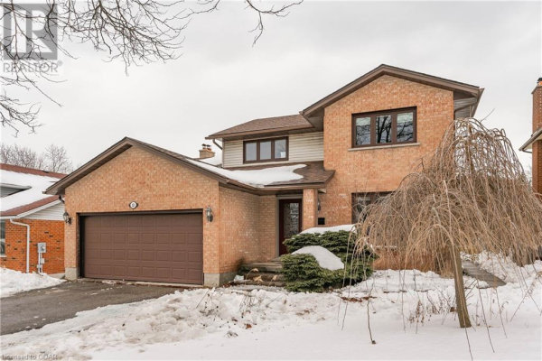 12 YOUNGMAN Drive, Guelph