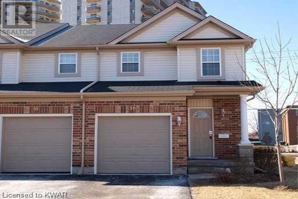 400 WILSON Avenue Unit# 56, Kitchener