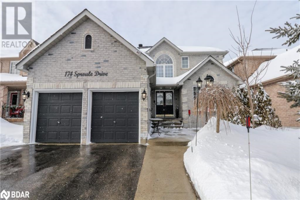 174 SPROULE Drive, Barrie