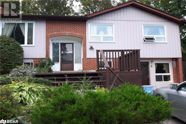 2 PARKWAY Place, Barrie