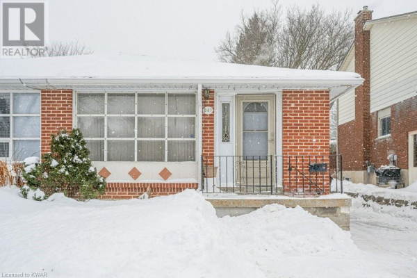 341 WESTWOOD Drive, Kitchener