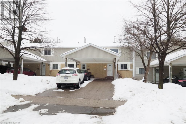 255 NORTHLAKE Drive Unit# 3, Waterloo
