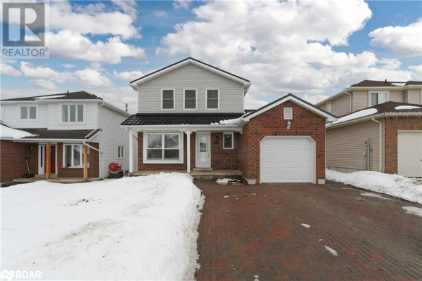 46 GOSNEY Crescent, Barrie
