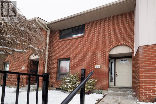 49 RHONDA Road Unit# 65, Guelph