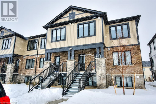 160 ROCHEFORT Street Unit# E7, Kitchener