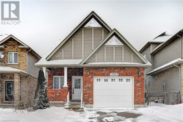 349 WESTMEADOW Drive, Kitchener