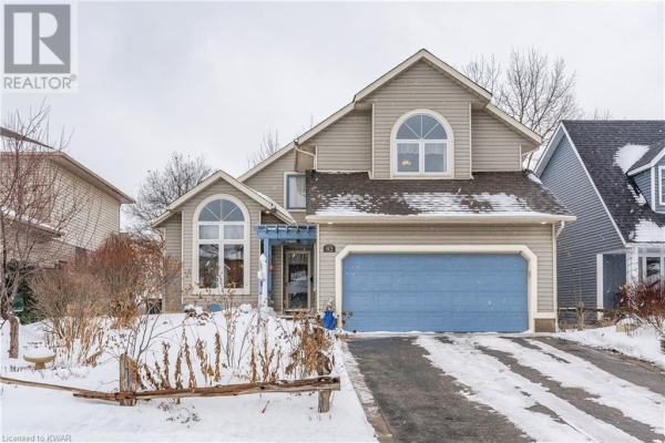 92 PTARMIGAN Road, Guelph