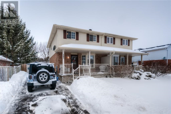 105 PENELOPE Drive, Kitchener