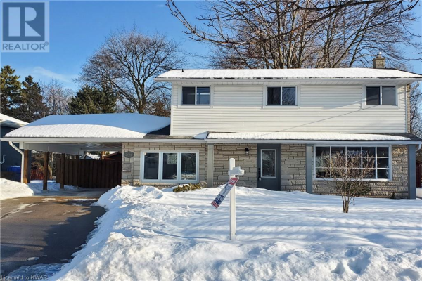 371 GREENBROOK Drive, Kitchener