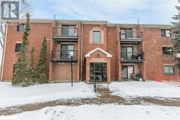 171 EDGEHILL Drive Unit# F9, Barrie