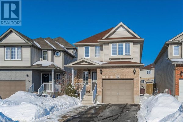 164 WESTMEADOW Drive, Kitchener