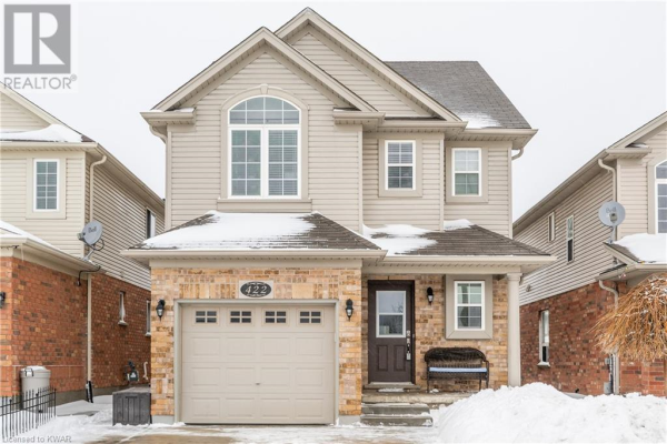 422 SIENNA Crescent, Kitchener