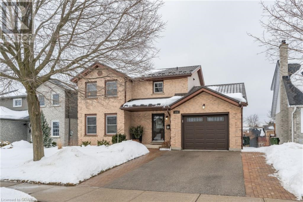 115 FRESHMEADOW Way, Guelph