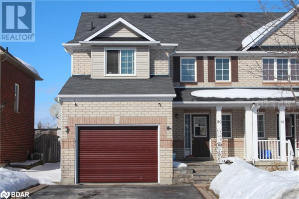 59 WEYMOUTH Road, Barrie
