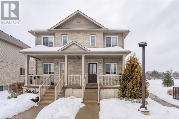 35 MOUNTFORD Drive Unit# 63, Guelph