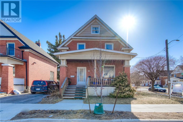 177 WEBER Street E, Kitchener