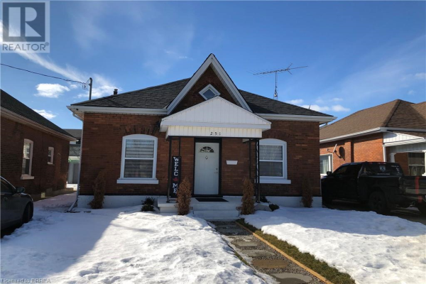251 ERIE Avenue, Brantford