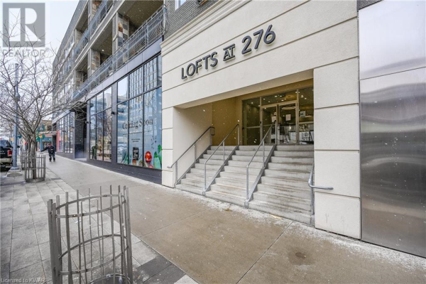 276 KING Street W Unit# 208, Kitchener
