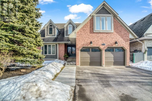 143 GLENVALLEY Drive, Cambridge