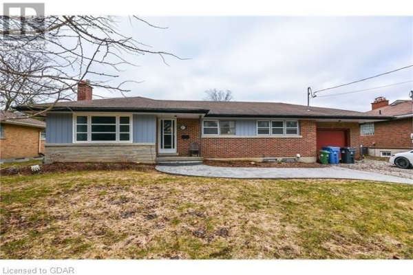 21 CALEDONIA Street, Guelph