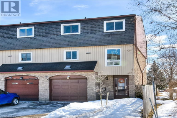 80 OLD COUNTRY Drive Unit# 28, Kitchener