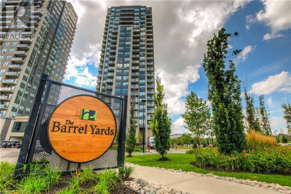 16 BARREL YARDS Boulevard Unit# 111, Waterloo