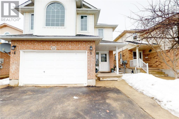 1121 COPPER LEAF Crescent, Kitchener