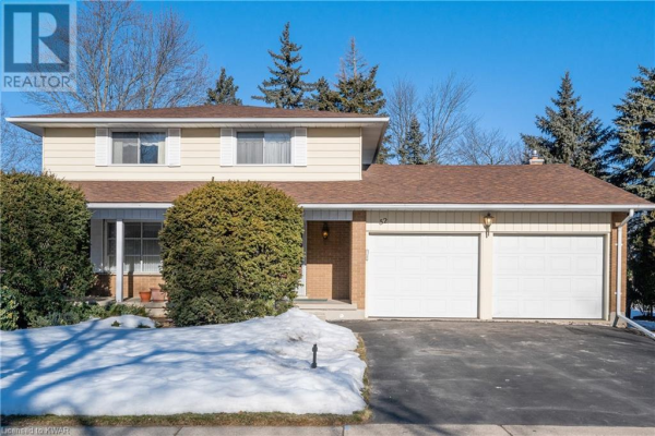 52 ROSEWOOD Drive, Kitchener