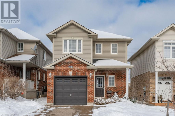 10 TWEEDSDALE Street, Kitchener