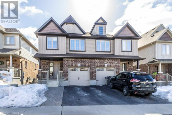 170 COULING CRESCENT Crescent, Guelph