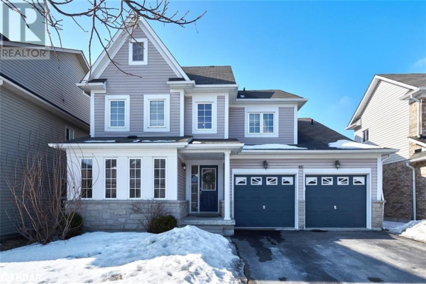 46 COUNSELLOR Terrace, Barrie