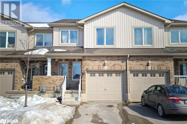 75 PRINCE WILLIAM Way Unit# 23, Barrie