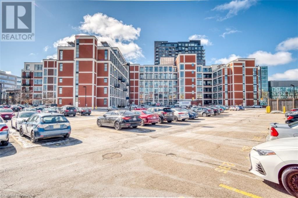 410 KING Street W Unit# 605, Kitchener
