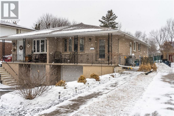 46 BRECKENRIDGE Drive, Kitchener