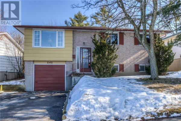 545 PIONEER Drive, Kitchener