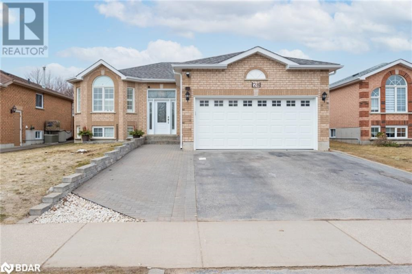 28 MARSELLUS Drive, Barrie